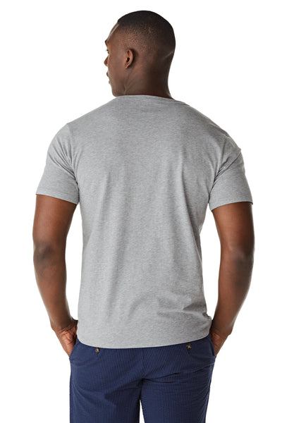 McG Regular fit T-shirt met logo in rubberprint