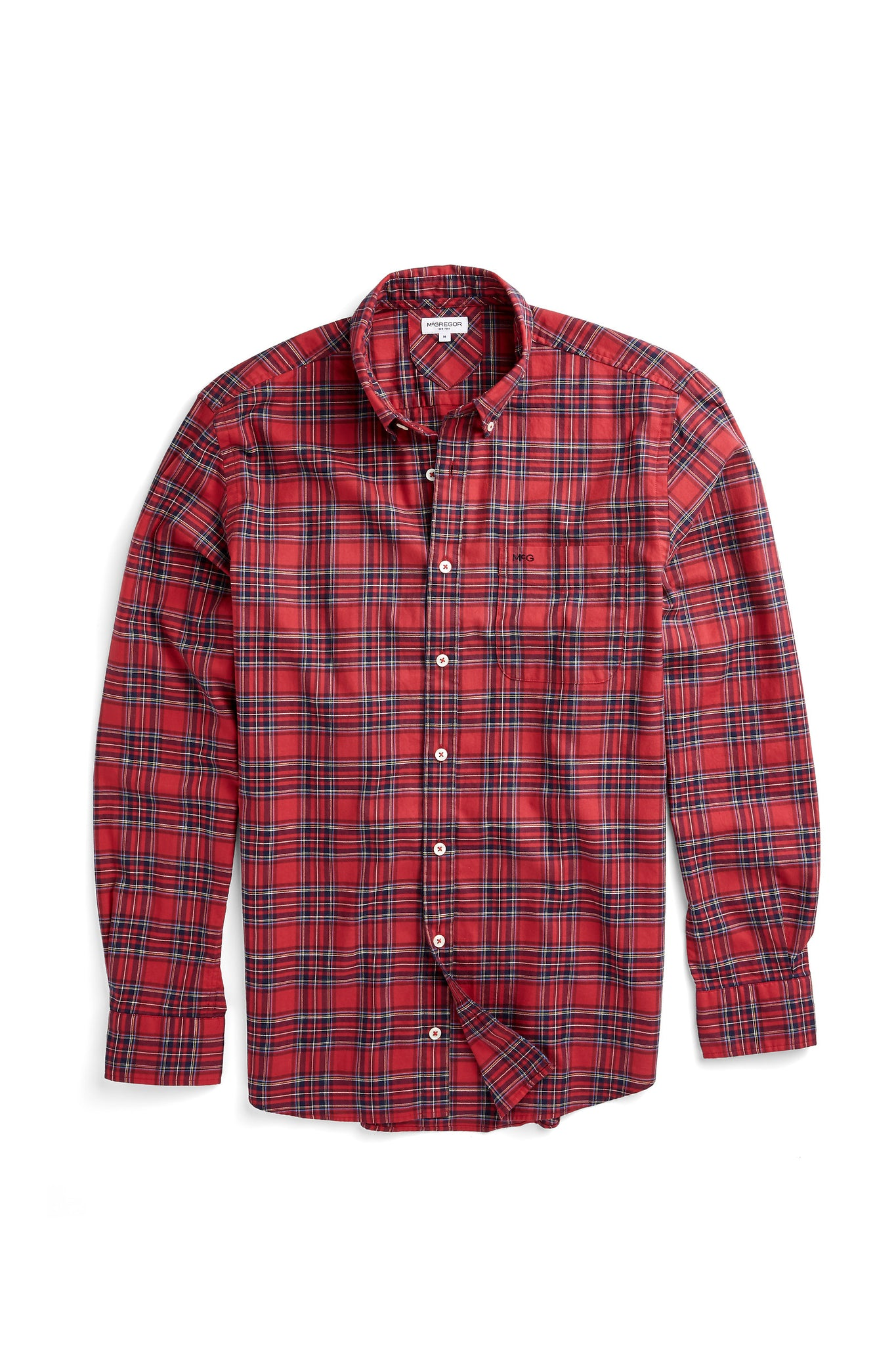 McG Tartan regular fit overhemd