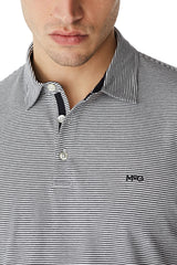 McG Regular fit jersey polo met strepen