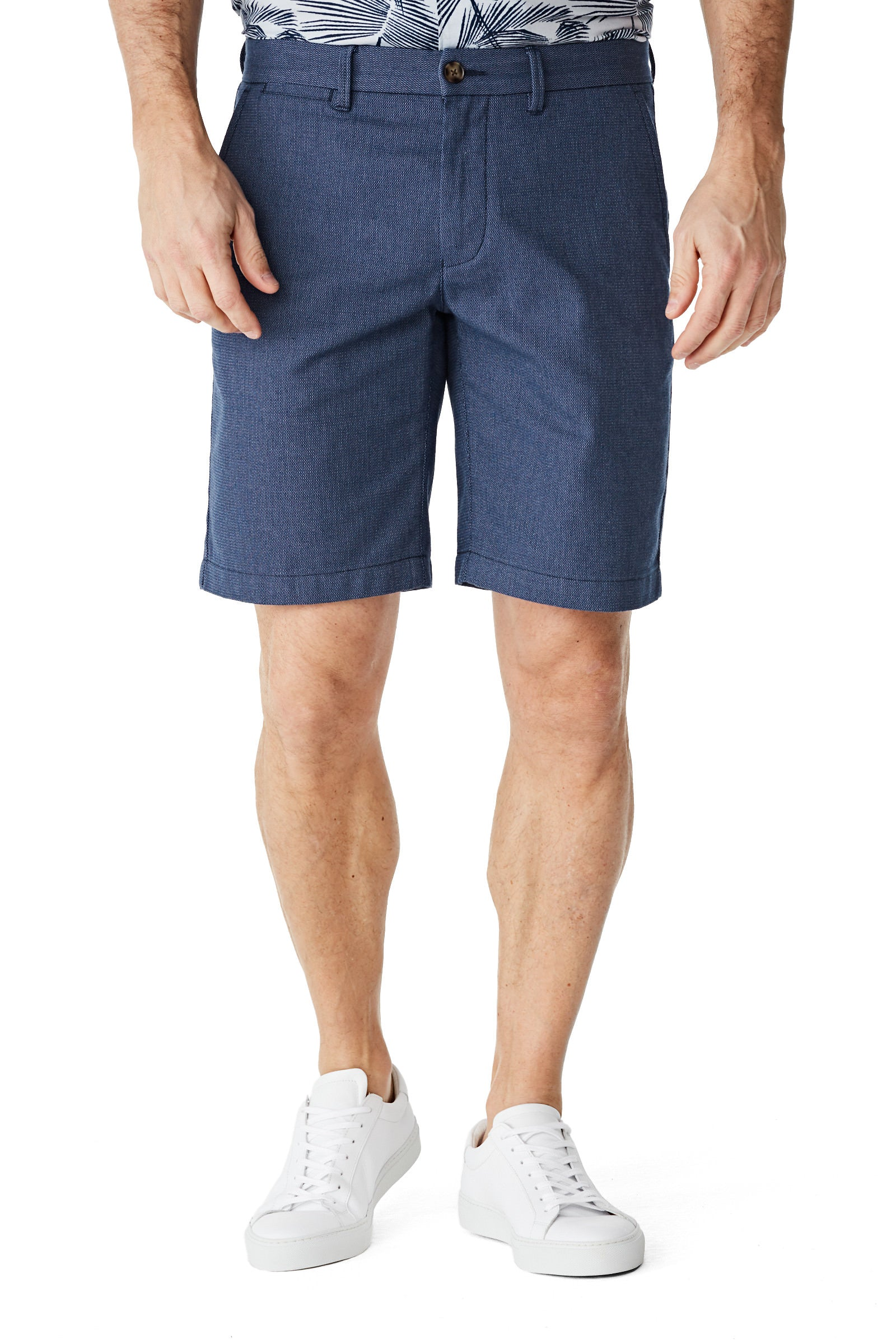 McG Regular fit shorts met two-tone effect
