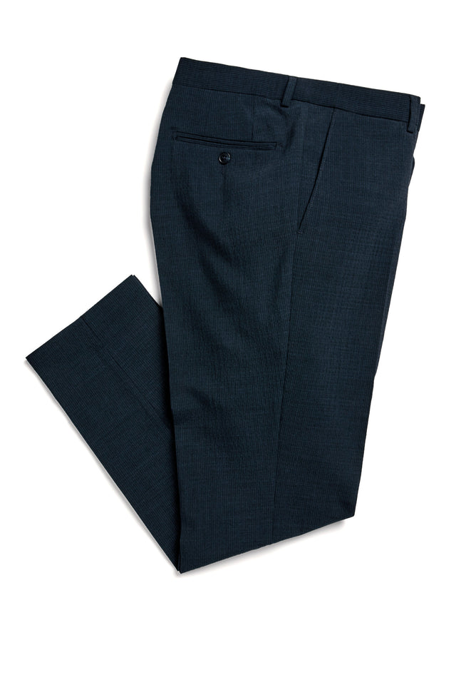 McG Relaxed fit pantalon in wolblend