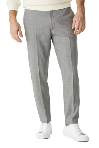 McG Tailored fit pantalon van wol