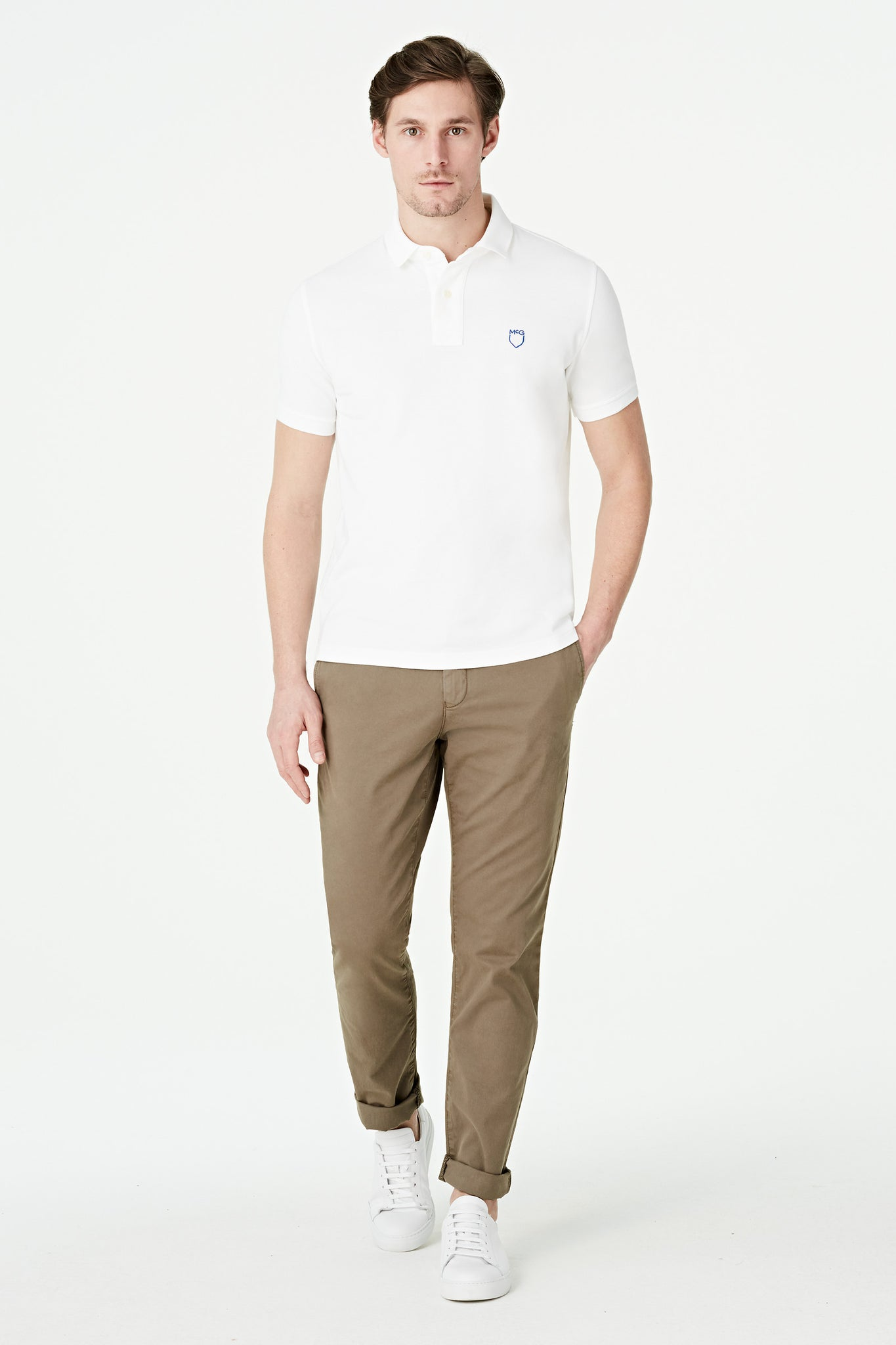 Twill Chino Regular Fit