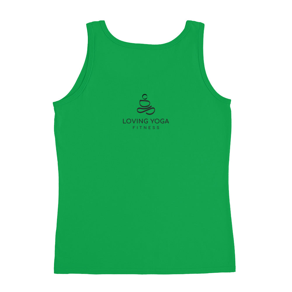 Green Ladies Tank