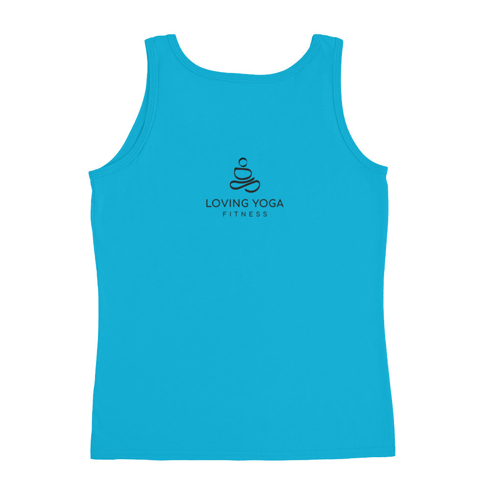 Blue Ladies Tank