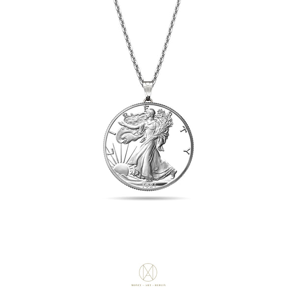 USA / Halber Dollar / Walking Liberty