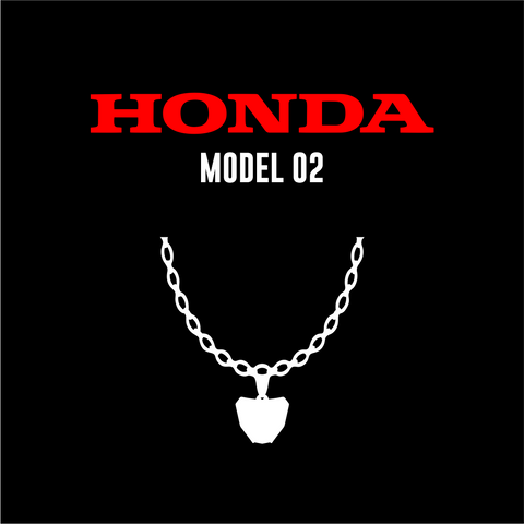 Necklaces - Honda 02