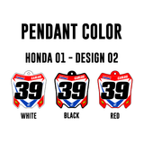 Car Pendant - Honda 01