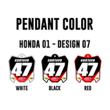 Necklaces - Honda 01