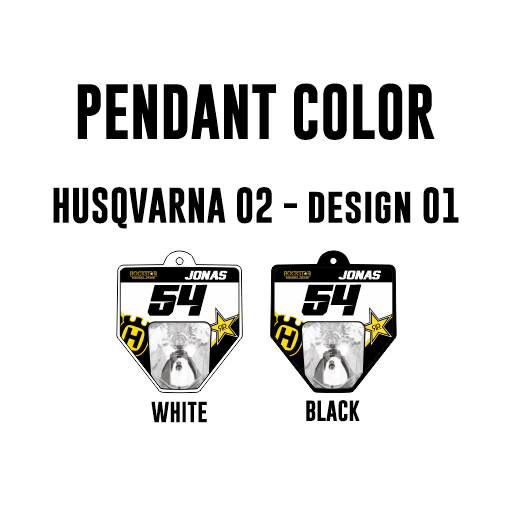 Necklaces - Husqvarna 02
