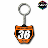 Double Sided Keychain KTM 01 - Design 05