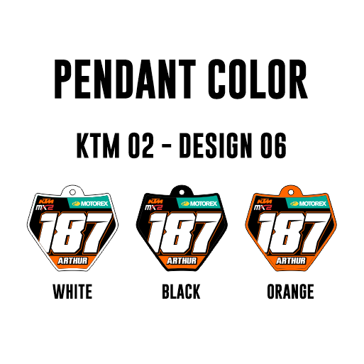 Necklaces - KTM 02