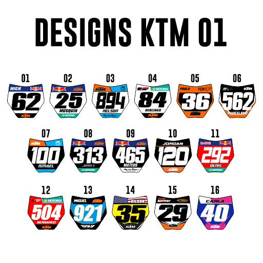 Necklaces - KTM 01