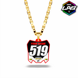 Double Sided Necklace Honda 01 - Design 06
