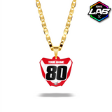 Double Sided Necklace Honda 02 - Design 03