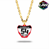 Double Sided Necklace Honda 02 - Design 04