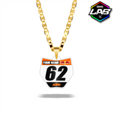 Double Sided Necklace KTM 01 - Design 01