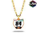 Double Sided Necklace KTM 01 - Design 04
