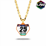 Double Sided Necklace KTM 02 - Design 02