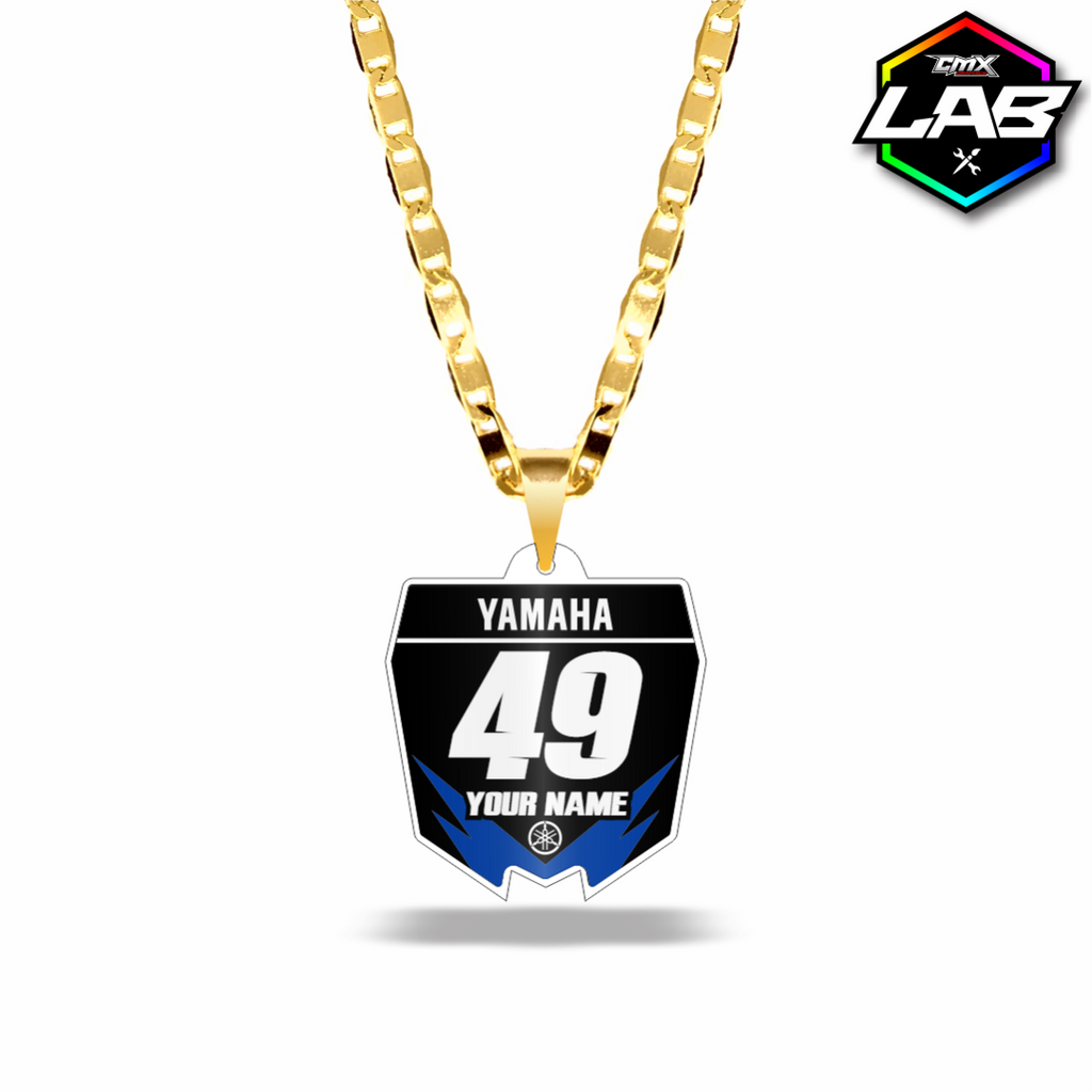 Double Sided Necklace Yamaha - Design 05