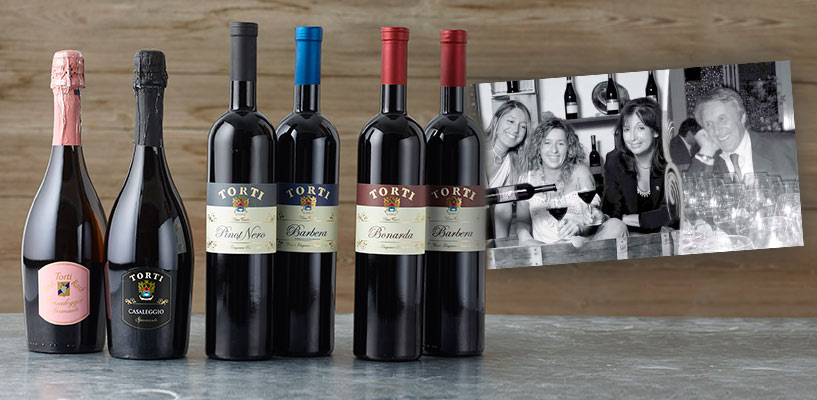 The Torti Family & Their Award Winning Wines