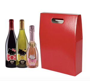 Hello Kitty Wine Supercute Collection