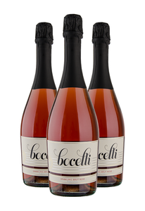 Bocelli Family Wines Sparkling Brut Rose