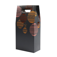 Load image into Gallery viewer, 2 Bottle Gift Box Various Colours & Designs