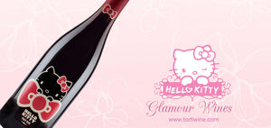 Hello Kitty Wine Red wine Wine Gifts UK