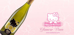 hello Kitty Wine Wine gifts uk White wine Offers