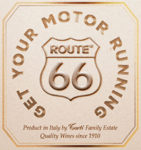 "Officially Licensed Route66 Classic Pinot Nero ""Limited Edition"" DOC OP affinato in barrique francesi"