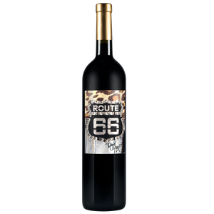 Officially Licensed Route66 Pinot Nero vinified in White Doc Op Tony Moore's Signature Collection From