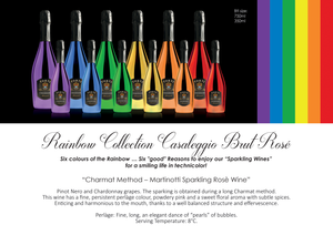 Rainbow Collection 6 Bottle Set