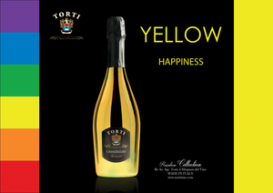 Torti Sparkling Wine - Yellow