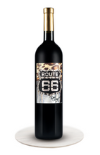 Load image into Gallery viewer, Personalised 3 Bottles Route66 Pinot Nero vinified in White Doc Op Tony Moore's Signature Collection