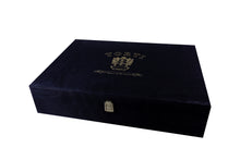 Load image into Gallery viewer, Wooden TORTI Branded Gift Box & 6 Bottles Torti Croatina IGT Ruby Red Wine