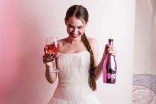 Load image into Gallery viewer, Hello Kitty Wine Special Edition Sparkling Rosè