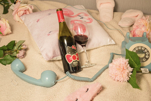Hello Kitty Wine Pinot Noir