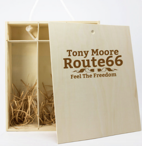 Personalised Route66 Barbera Doc Op Tony Moore's Signature Collection
