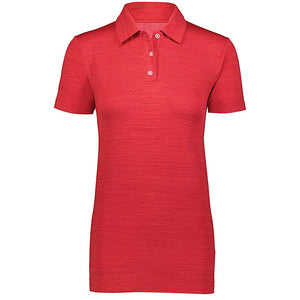 Maconaquah Lady Braves HOLLOWAY STRIATED POLO