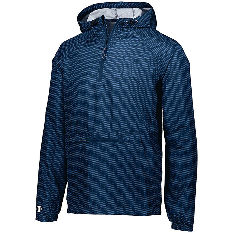 MHSXC Blue Packable Pullover