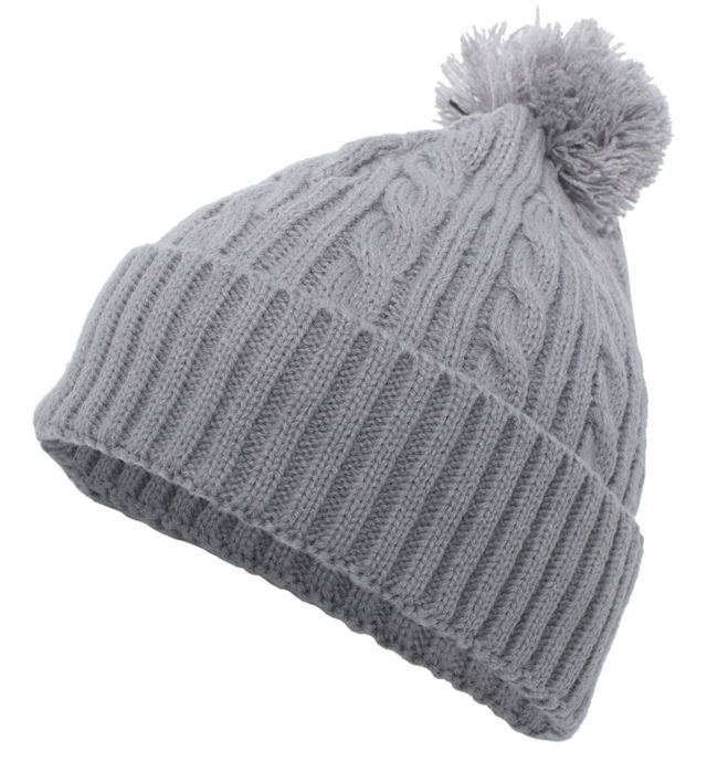 Pacific Headwear Cableknit Beanine