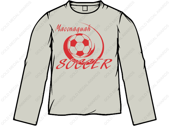 Maconaquah Soccer Long Sleeve Shirt