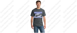 MHS Unfinished Business Football Design T-shirt