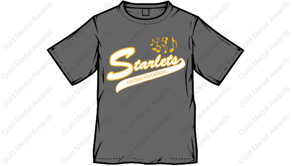 Eastern Starlets Choir T-shirt