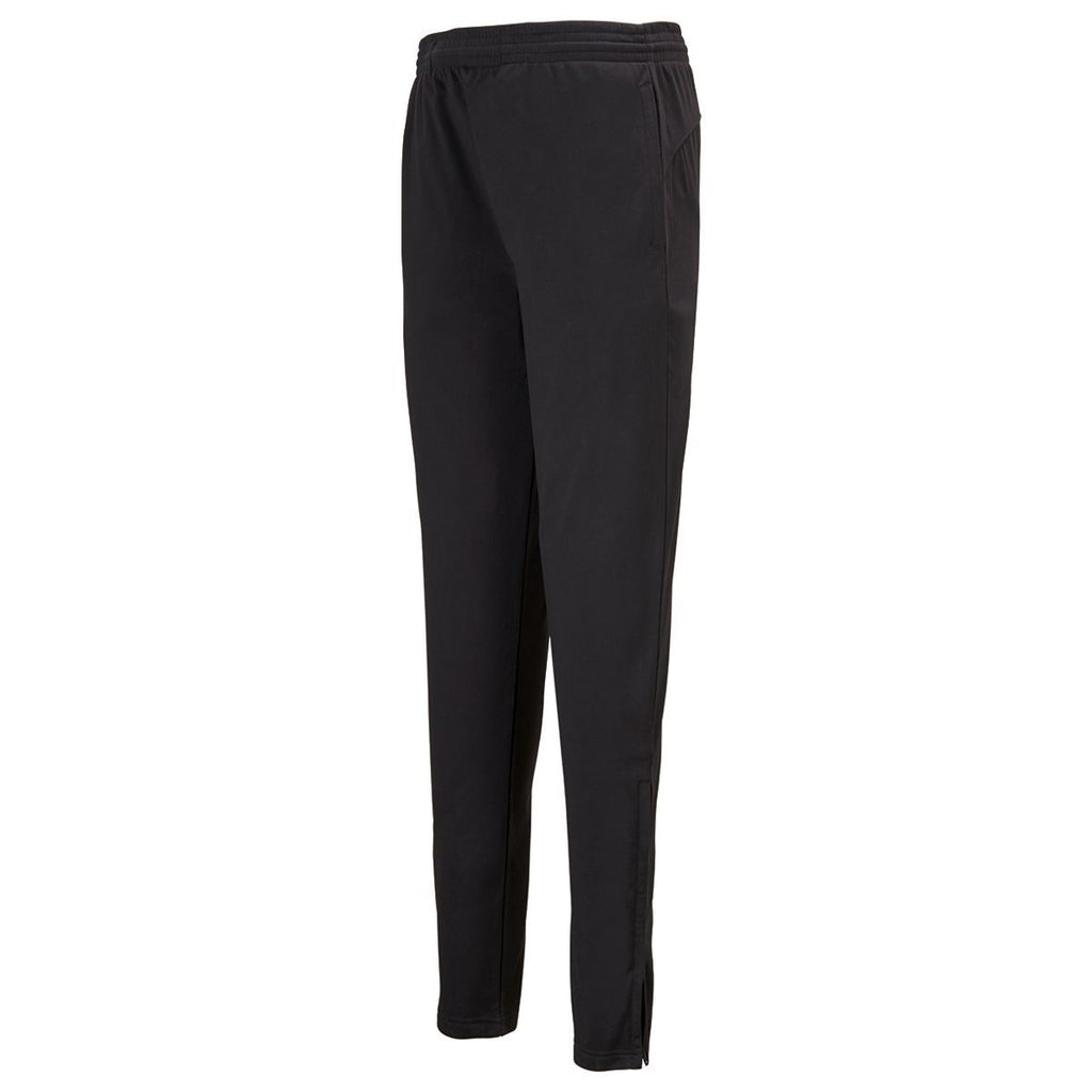 Augusta Tapered Leg Pants with Zipper Ankles