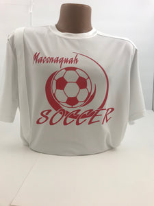 Maconaquah Middle School Braves Soccer Jersey - required for players