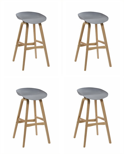 Gemini Stool Timber