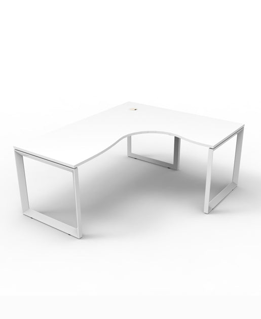 Harlow Loop Corner Desks