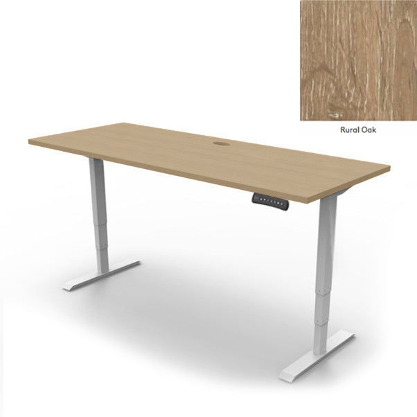 Move Two Sit-to-Stand Desk | custom